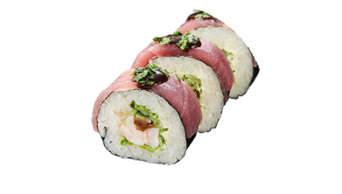 pepper_ebi_roll
